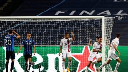 Champions League, le immagini di Atalanta-PSG