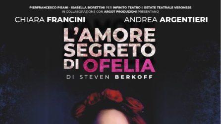 """Chiara Francini: foto di scena da """"L'amore segreto di Ofelia"""" di"""
