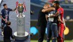 Champions League, Neymar piange e non si dà pace
