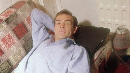 Sean Connery raccontato in 25 bellissime foto