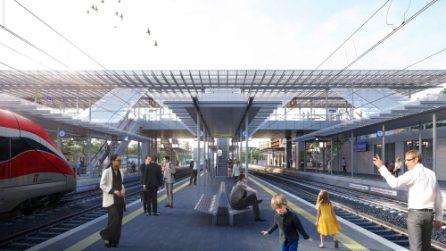 Le immagini della nuova Stazione di Sesto San Giovanni a Milano