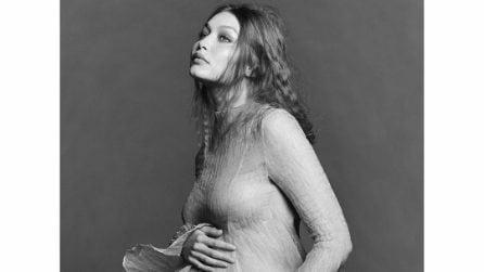 Le foto di Gigi Hadid col pancione