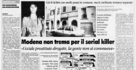 Modena, chi era il serial killer delle donne mai catturato
