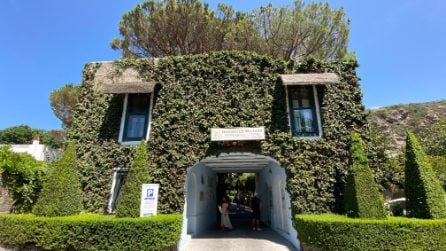 Nei Giardini La Mortella a Ischia, un paradiso verde d'amore e bellezza