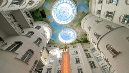Al Nobis Hotel, il primo albergo di lusso contemporaneo di Stoccolma