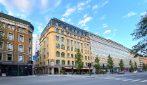 Nell'edificio Art Nouveau più prestigioso di Stoccolma
