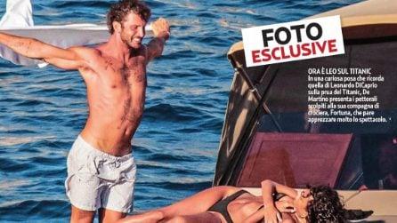 Stefano De Martino in barca con Fortuna, è lei la sua nuova fiamma?