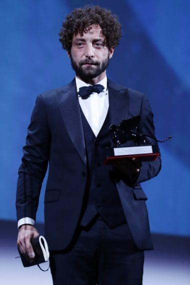 Yahya Mahayni premiato per The Man Who Sold His Skin (Premio Orizzontiper la miglior interpretazione maschile)