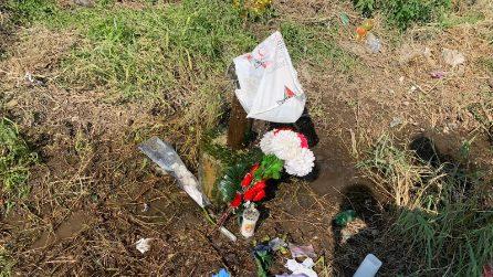 Il luogo dove è morta Maria Paola Gaglione