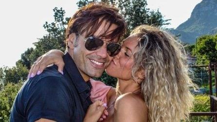 Le foto di Massimiliano Morra con la fidanzata Dalila Mucedero