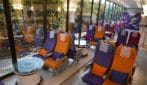 Nel primo ristorante a tema aereo a Bangkok