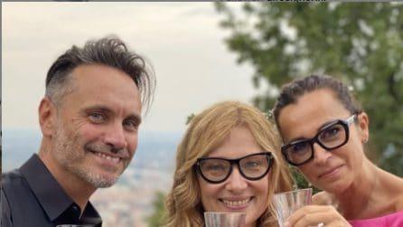 Nicoletta Mantovani e Alberto Tinarelli sposi: le foto del matrimonio
