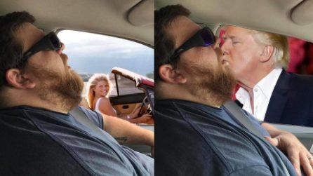Chiede di usare Photoshop sulla foto del marito: i risultati sono esilaranti