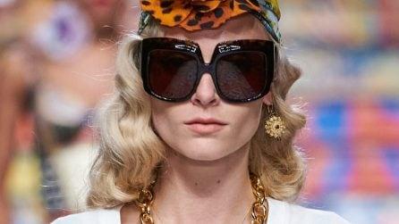 Gli hairstyle della Milano Fashion Week