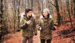 Le foto di Adua Del Vesco con il fidanzato Giuliano Condorelli, le prime risalgono al 2013