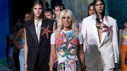 Versace collezione Primavera/Estate 2021