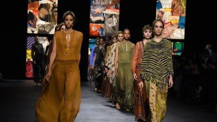 Dior collezione Primavera/Estate 2021