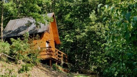 10 mini case per fughe nella natura in Italia e dintorni