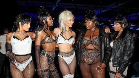 La sfilata Savage X Fenty di Rihanna