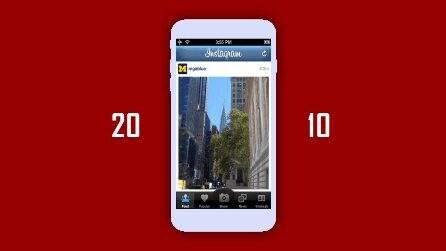 L'evoluzione di Instagram dal 2010 al 2020