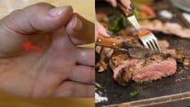 Come controllare la cottura della carne senza termometro