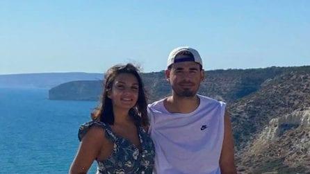 Elettra Lamborghini e Afrojack, le foto della fuga romantica a Cipro