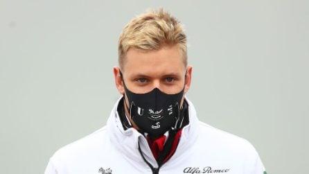 F1, GP Eifel: Mick Schumacher al Nurburgring da pilota Alfa Romeo