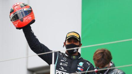 Formula 1, le immagini del Nurburgring