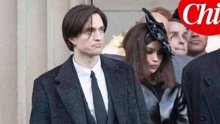 Le foto di scena di The Batman, le riprese a Liverpool
