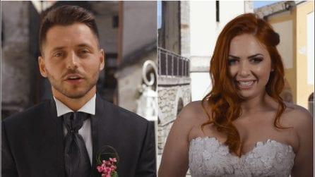 Le foto di Nicole Soria e Andrea Ghiselli a Matrimonio a prima vista 2020