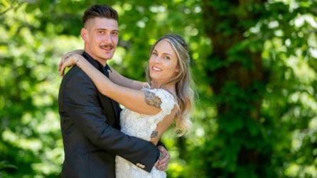 Le foto di Luca Cantiano e Giorgia Pantini a Matrimonio a prima vista 2020