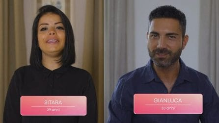 Le foto di Gianluca Epifani e Sitara Rapisarda a Matrimonio a prima vista 2020
