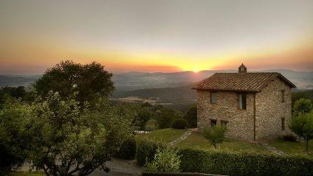 10 alloggi in Italia dove ritrovare l'energia creativa