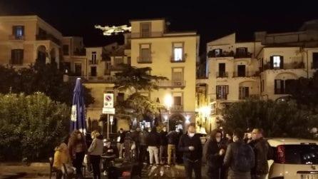 Coprifuoco e nuovo DPCM, protesta dei commercianti di Cava de' Tirreni
