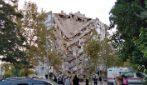 Turchia, le immagini impressionanti delle macerie dopo il violento terremoto