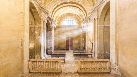 Viaggio nei luoghi di culto abbandonati più affascinanti d'Europa