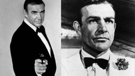 È morto Sean Connery: le immagini di una carriera leggendaria