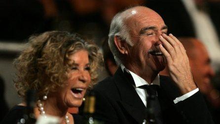 Le foto di Sean Connery e Micheline Roquebrune