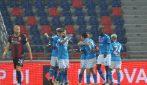 Serie A, le immagini di Bologna-Napoli (0-1)