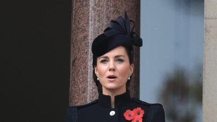 Il look militare di Kate Middleton