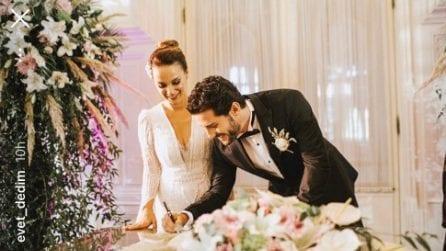 Le foto del matrimonio di Ali Yağcı, Osman della serie turca Daydreamer