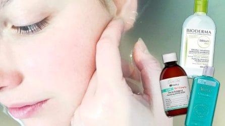 I migliori detergenti per pelli acneiche