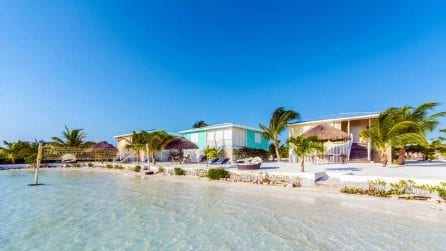 Ecco come vivere su un'isola paradisiaca