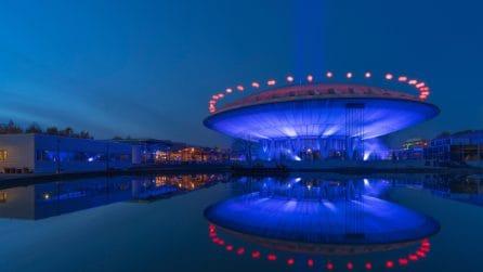 Inaugurato il GLOW Light Festival, il festival della luce di Eindhoven
