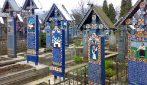 Nel cimitero più colorato al mondo