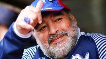 È morto Diego Armando Maradona: le immagini del campione argentino
