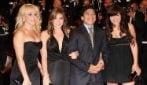 Le foto di Diego Armando Maradona con i suoi figli
