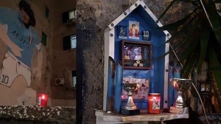 Diego Armando Maradona, Napoli rende omaggio al suo Re