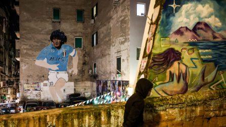 I 10 murales più belli dedicati a Diego Armando Maradona