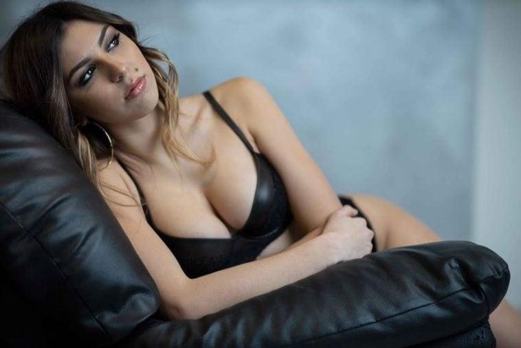 MISS VALLE D'AOSTA: Martina Zonco di 19 anni, di Cossato (Biella)